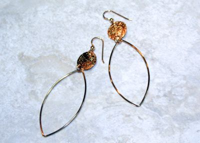 14k Gold-Filled Earrings
