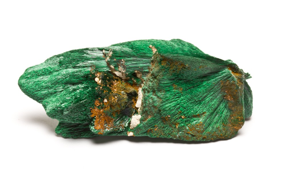 Rough Malachite
