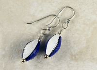 Indianapolis Colts Sterling Silver Earrings